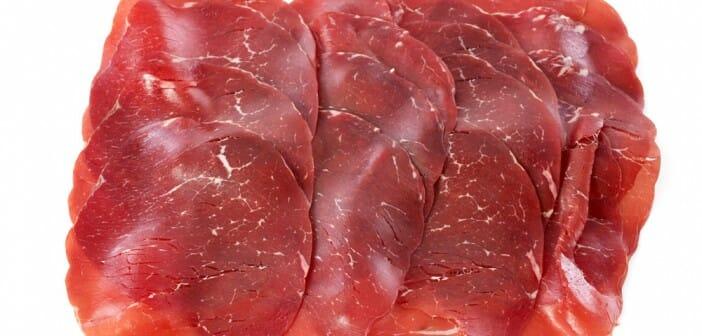 bœuf séché perdre du poids