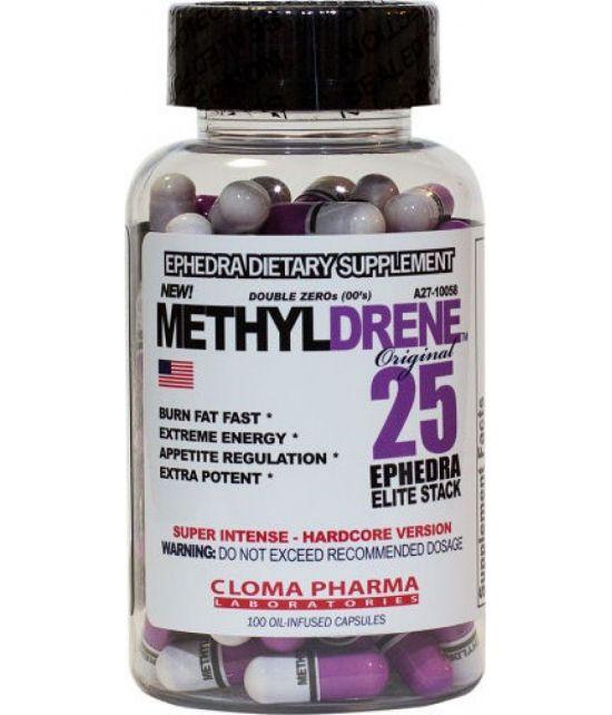 brûleur de graisse méthyldrène perte de poids sans sucre