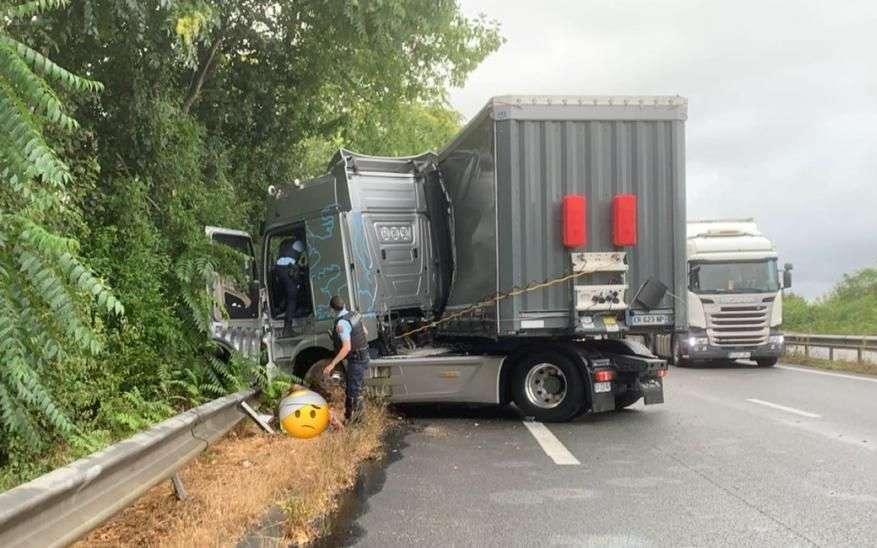 La perte de contrôle d'un camion par un salarié n'exclut pas la faute de l'employeur