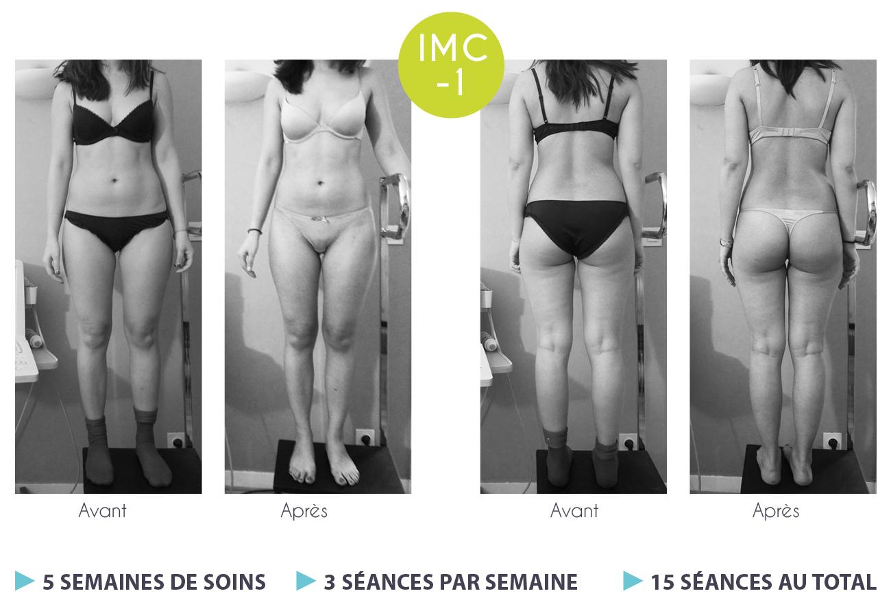 résultats de perte de poids 3 semaines