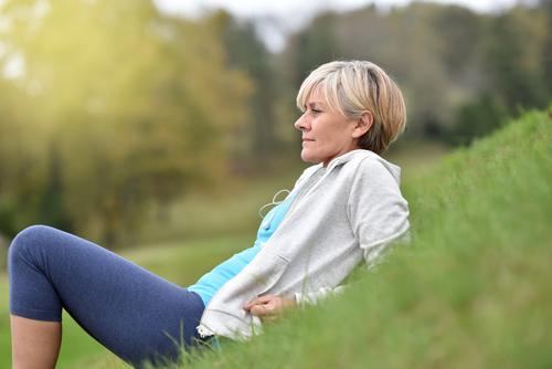 lutte pour perdre du poids à 46 ans
