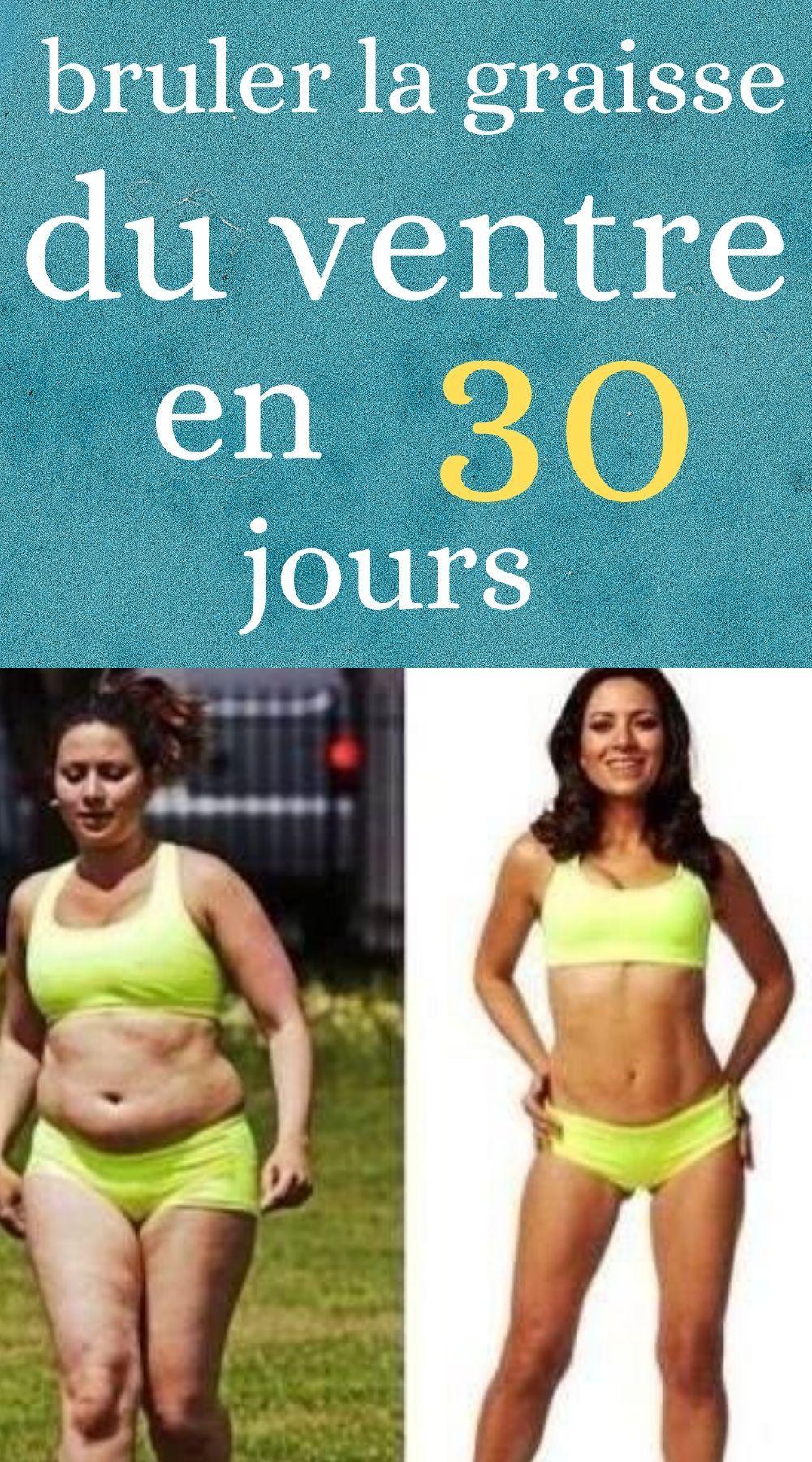 perdre du gras 3 mois