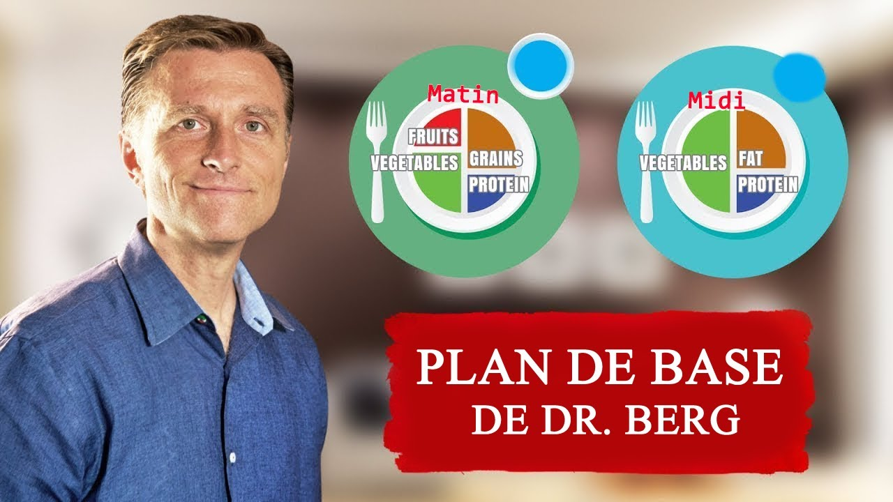 Dr. Eric Berg est connu comme un propriétaire d'un Health and Wellness