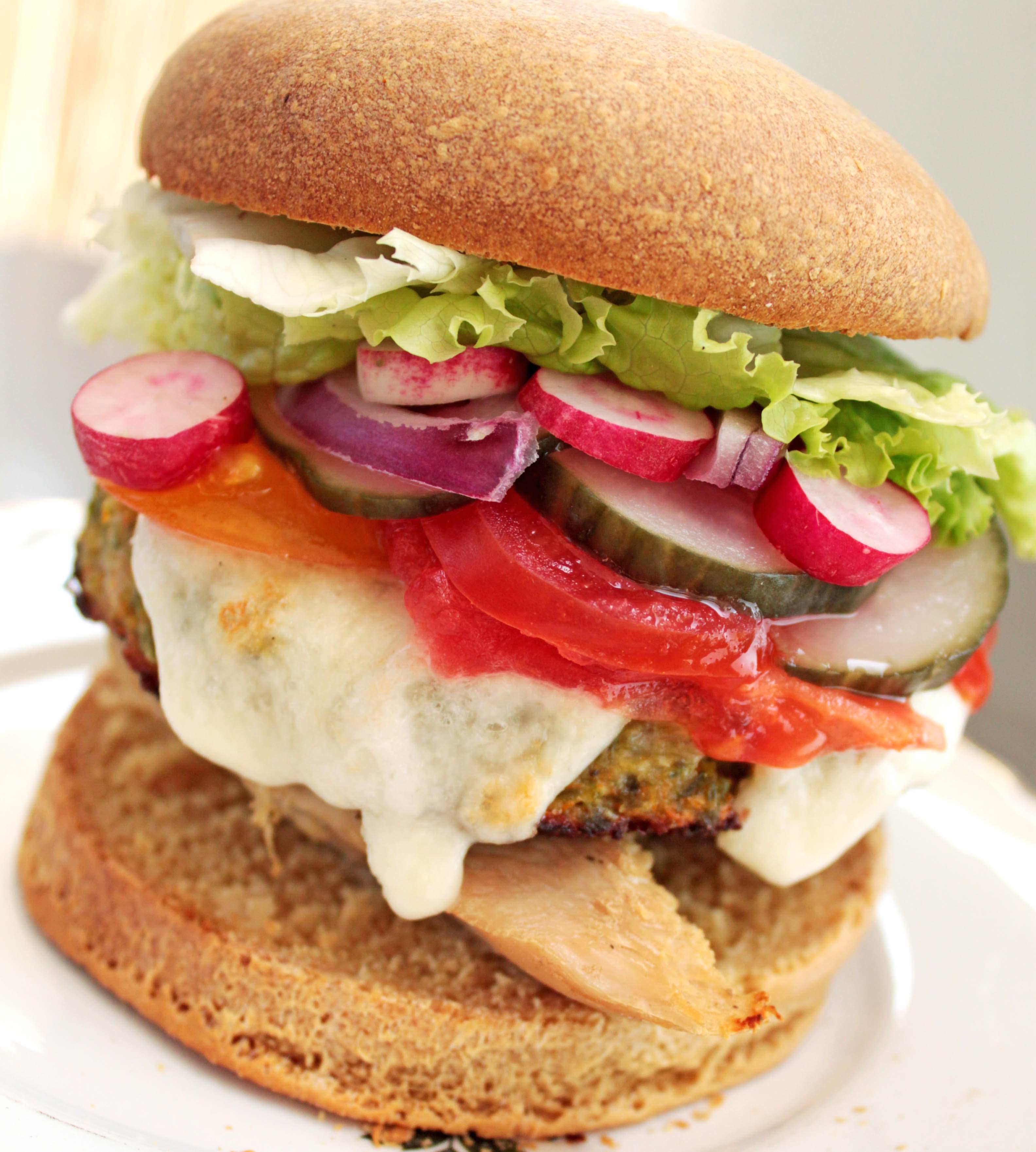 Paris New York Hamburgers | Hamburger, Food, Burger