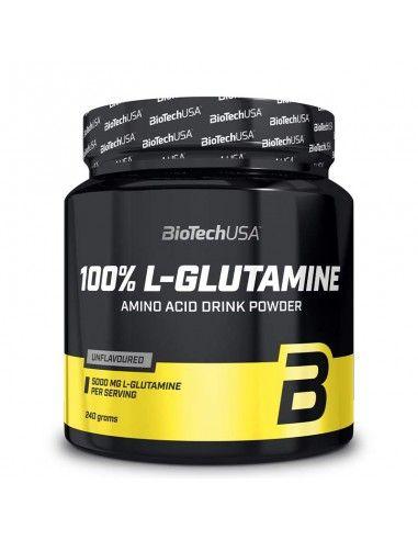 perdre du poids de la glutamine