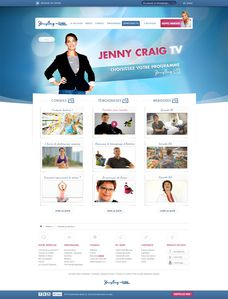 jenny craig avis de perte de poids