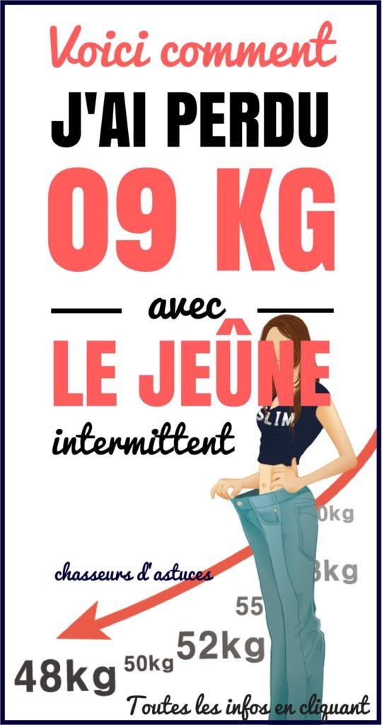 puis-je perdre du poids en 8 semaines