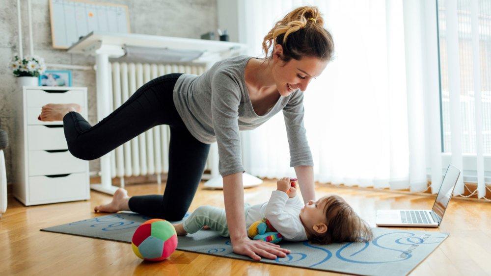 conseils de perte de poids après laccouchement