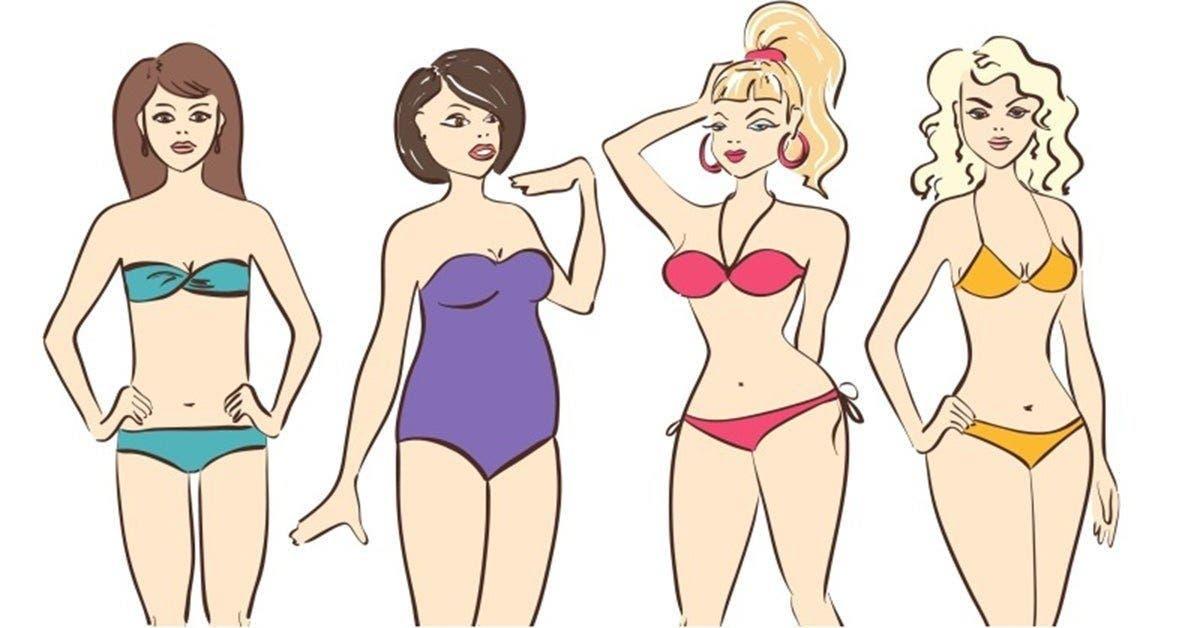 forme du corps rectangle de perte de poids conditions qui entraînent une perte de poids