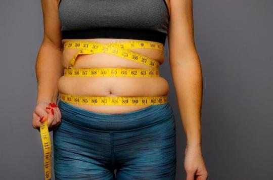 perte de graisse chez les patients obèses