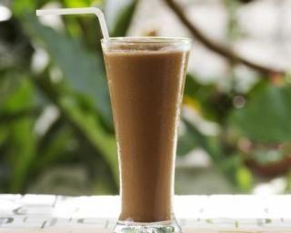 smoothie amaigrissant au cacao