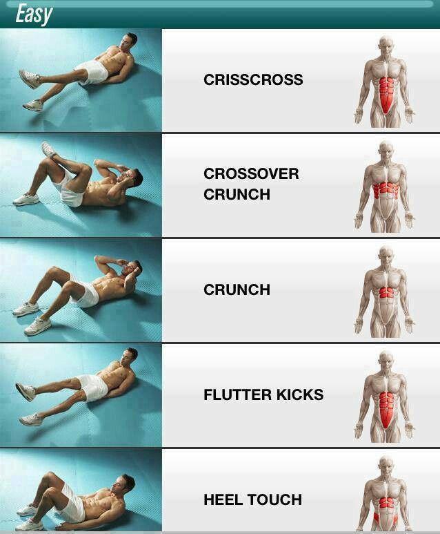 sprint pour perdre la graisse du ventre