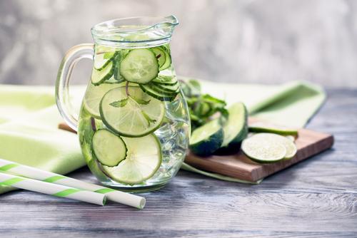mélange minceur au concombre moyen sûr de perdre du poids enceinte