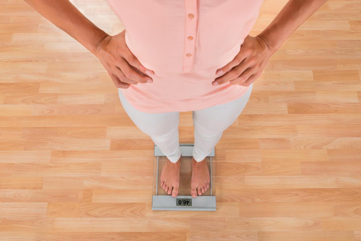 approche de la perte de poids inexpliquée ashley marié à première vue perte de poids