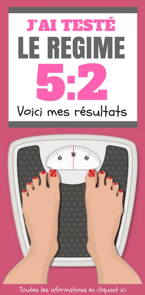 Résultats de perte de poids sur 8 semaines