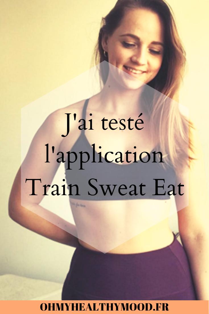 perte de graisse sur tren