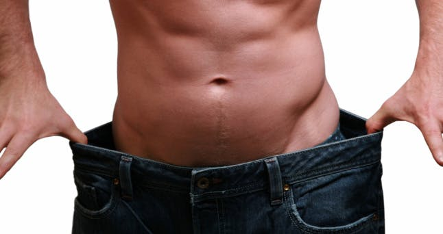 comment perdre de la graisse sur le buste
