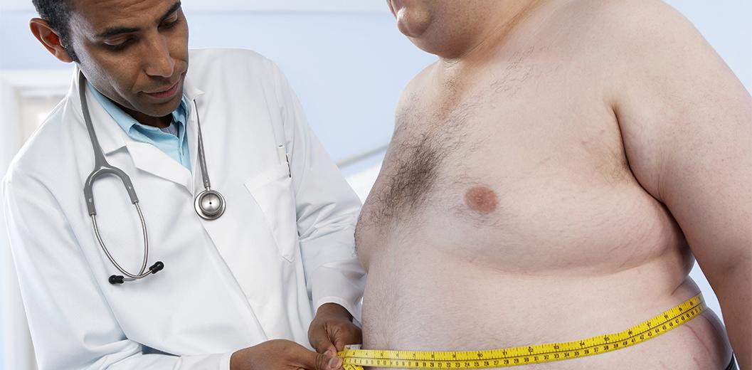 perte de poids en cas de surpoids sévère