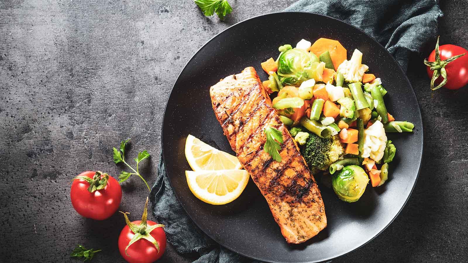 repas de perte de poids de graisse du ventre