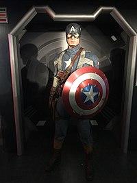 a-t-il perdu du poids pour Captain America