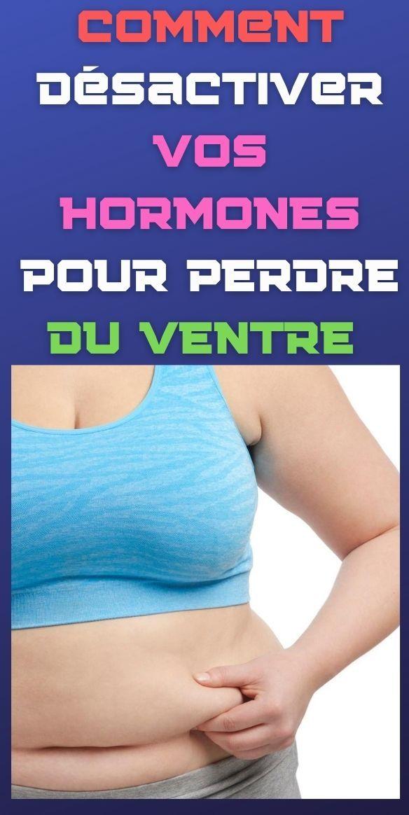 perte de graisse hormonale du ventre