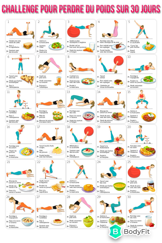 activités de perte de poids à la maison
