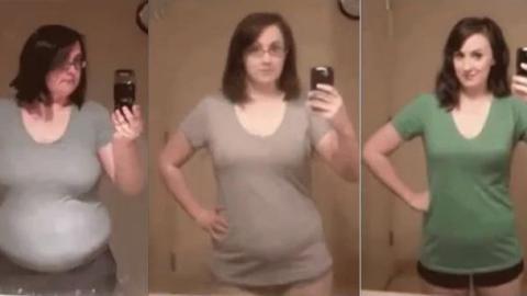 perte de poids succès 6 mois