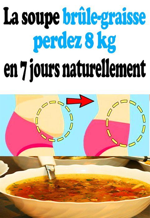 pour maigrir naturellement en 7 jours