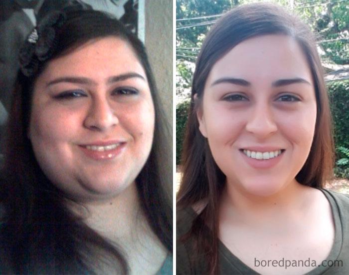 traits du visage après une perte de poids tous les brûleurs de graisse naturels à base de plantes