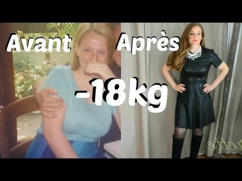 38 ans de perte de poids