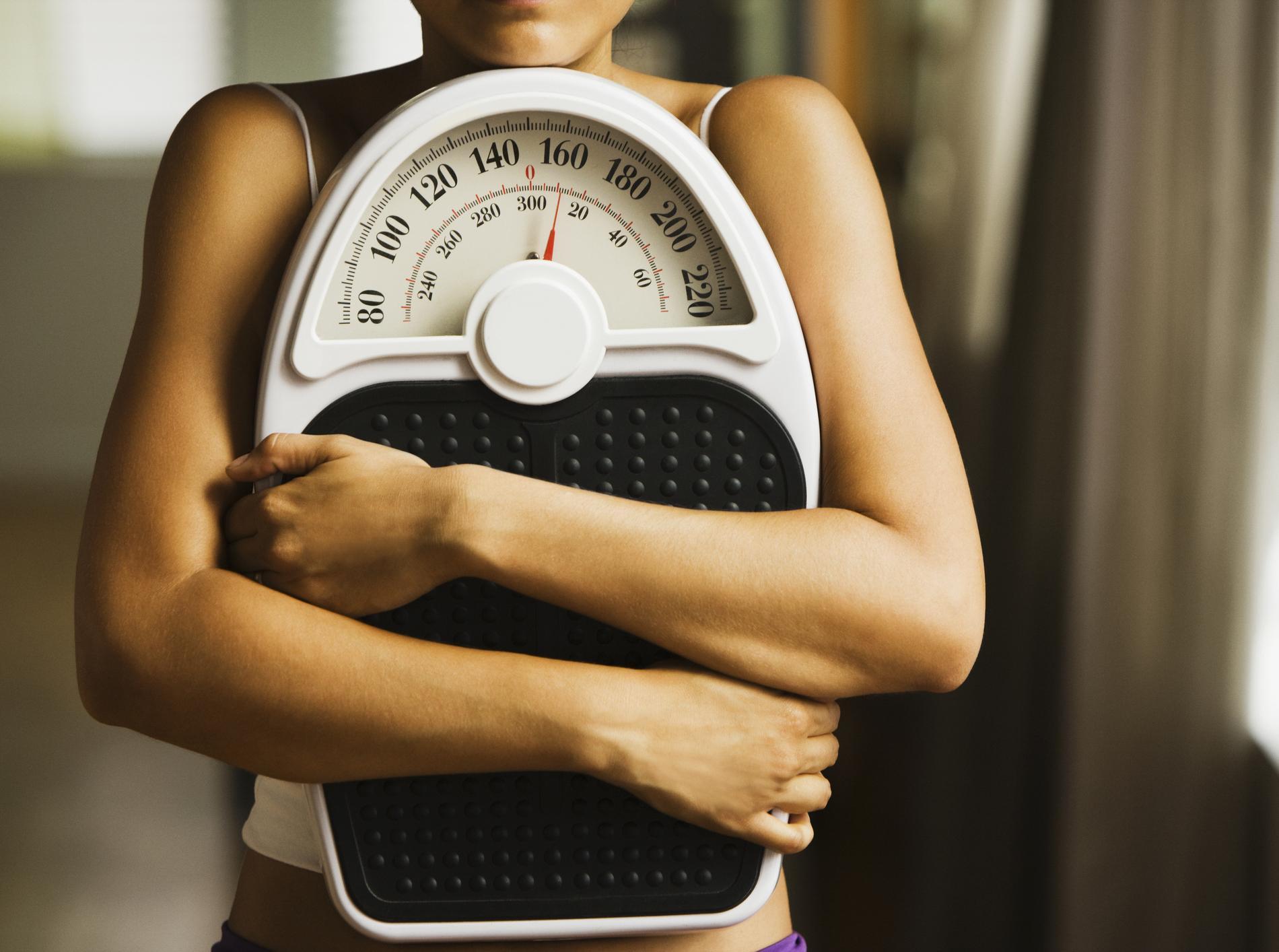 ne peut pas perdre du métabolisme de poids