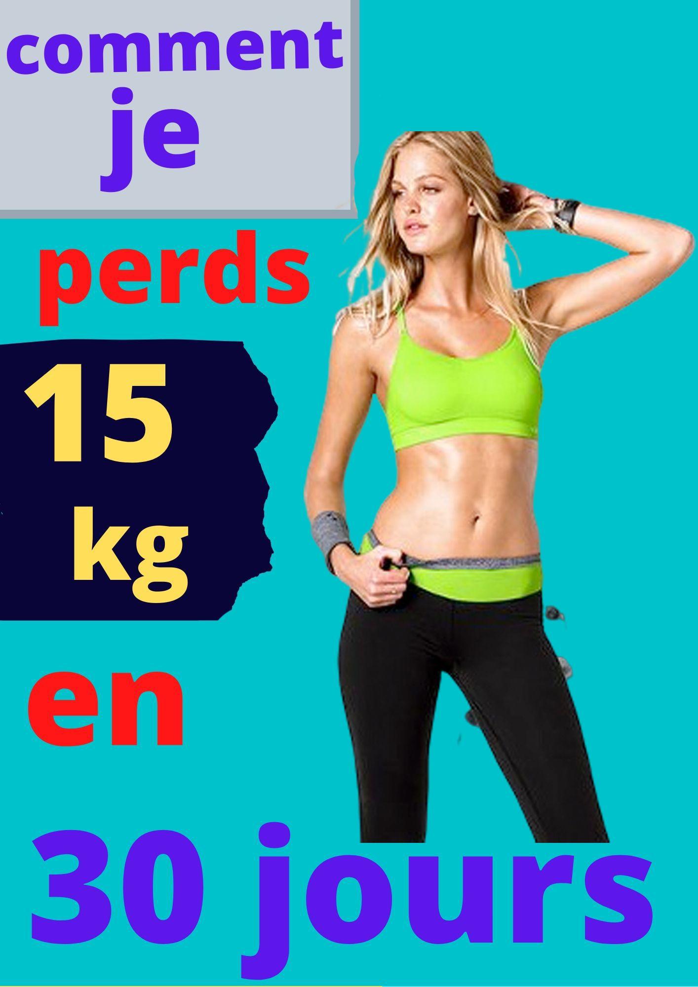 40 Besoin de perdre du poids