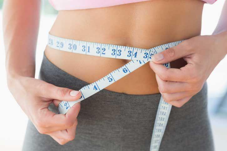 perte de poids de la taille 16 à la taille 10