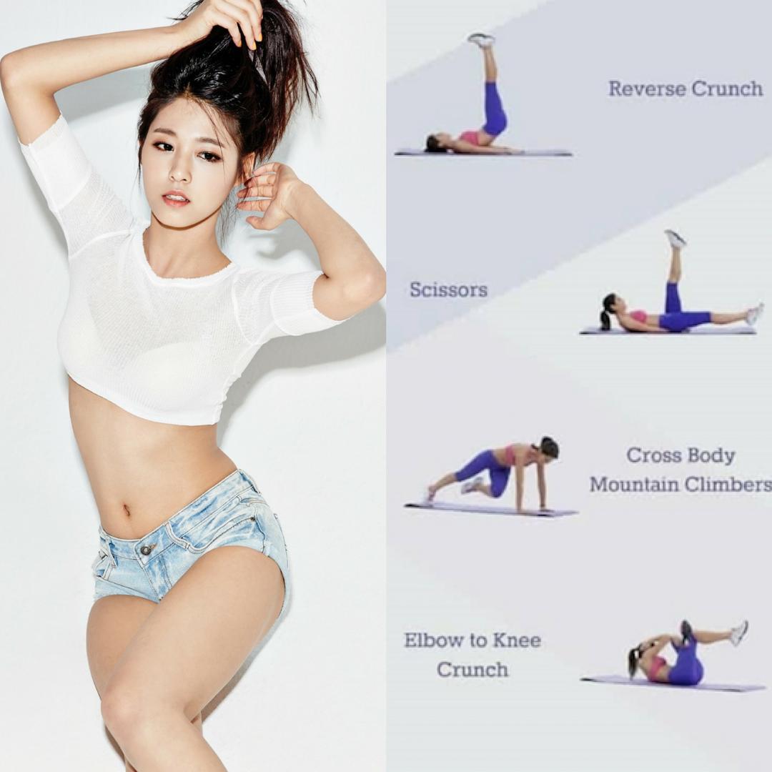 perte de poids seolhyun