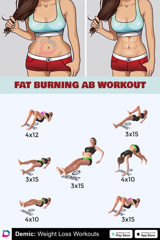 routine thoracique brûlant les graisses
