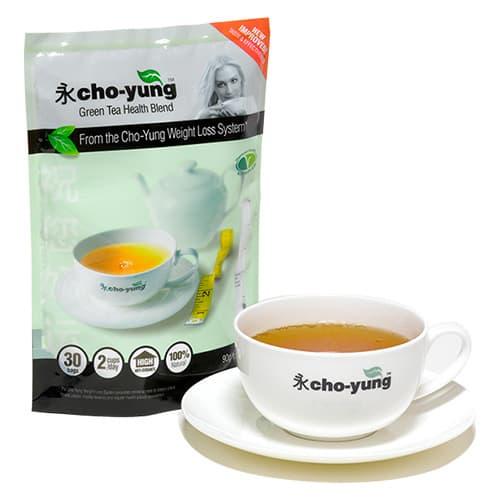 critiques de thé de perte de poids cha yi