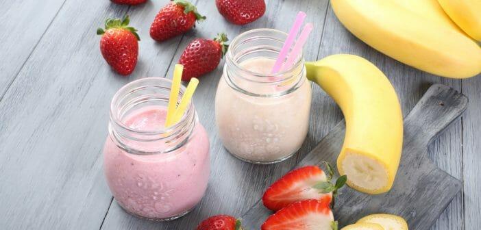 Recettes de smoothies pour maigrir