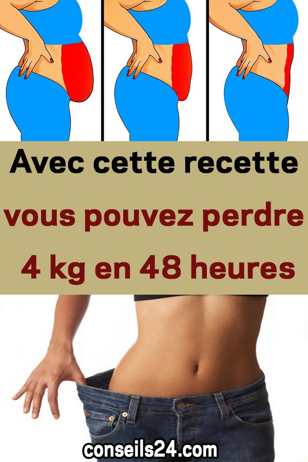 48 kg de perte de poids