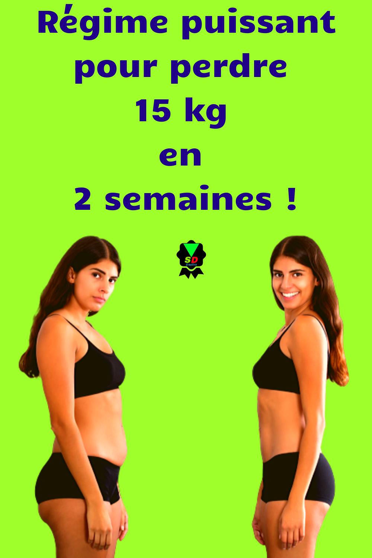 Perdre 10 kg en 2 semaines : que faut-il savoir sur le régime Thonon ?