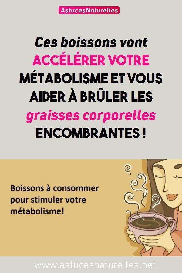 accélérer le métabolisme brûler les graisses
