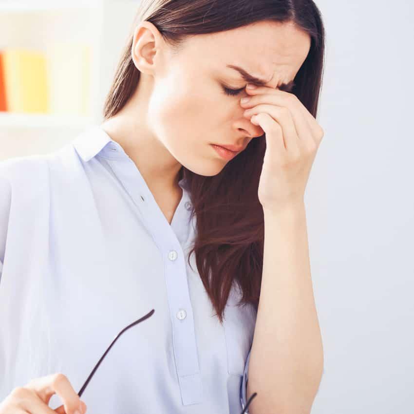 Les causes de la fatigue et du manque d'énergie