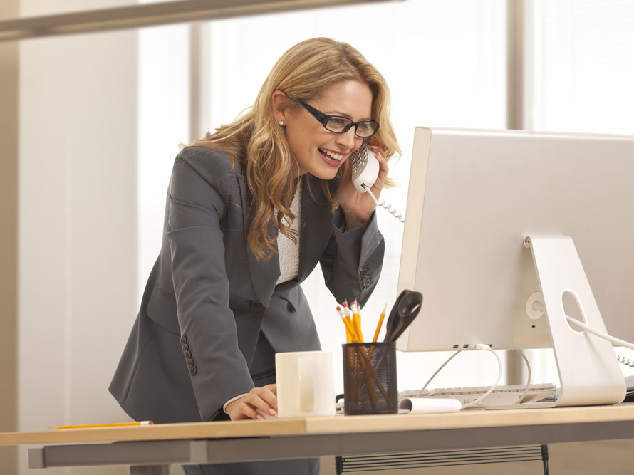 perdre du poids assis au bureau