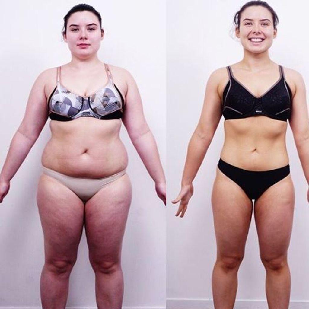 Elle perd 15 kilos en 6 semaines en faisant ceci chaque soir avant d'aller se coucher
