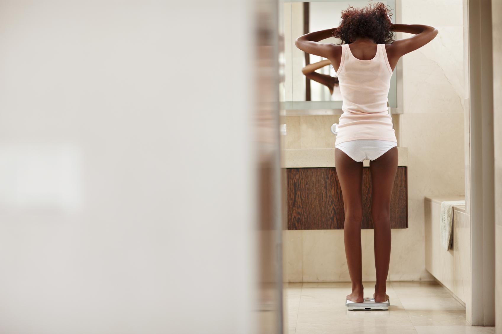causes danorexie et de perte de poids