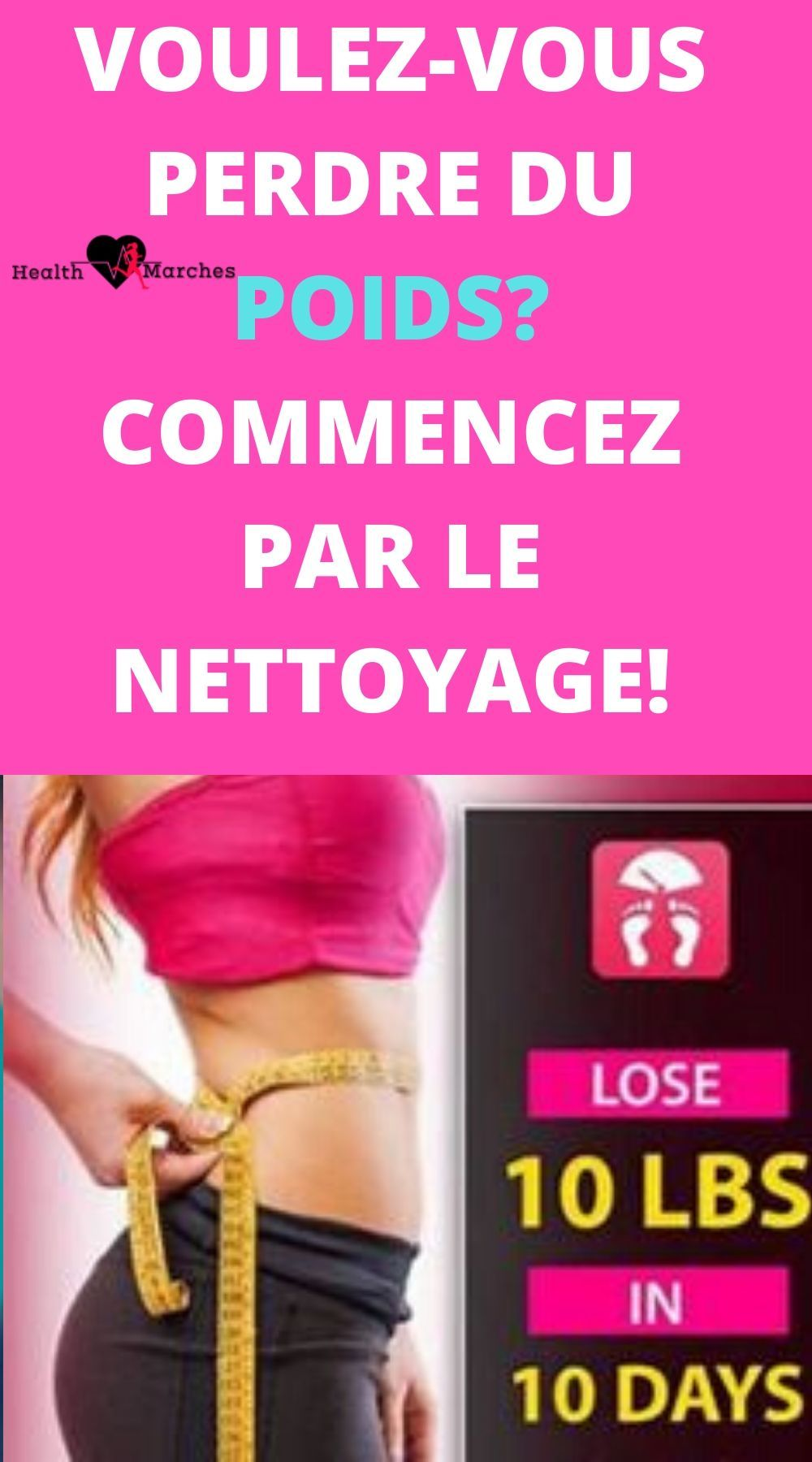 Vingt causes qui bloquent la perte de poids