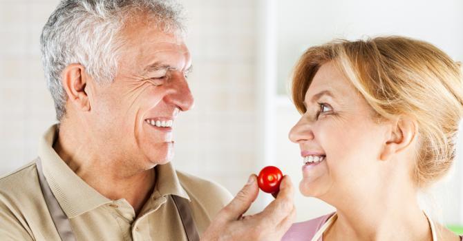 Comment maigrir après 60 ans ?