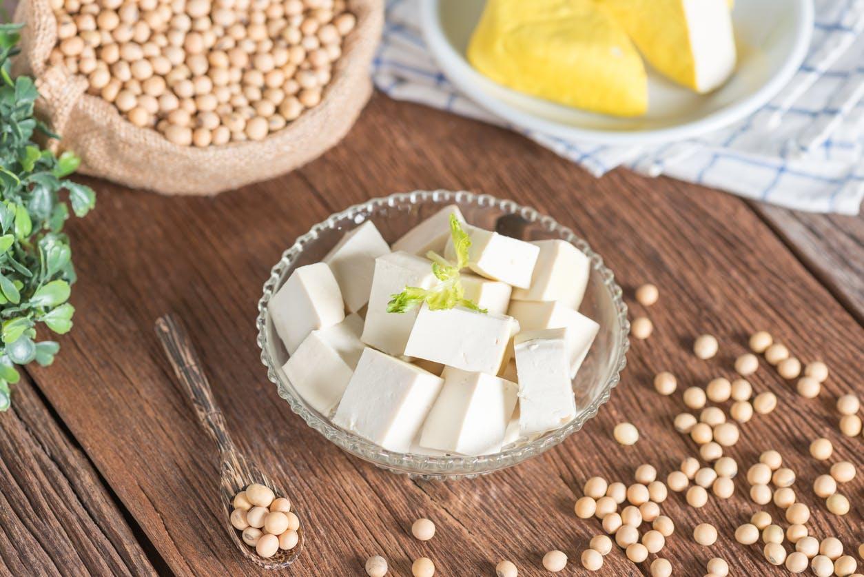 le tofu est-il bon pour la perte de graisse
