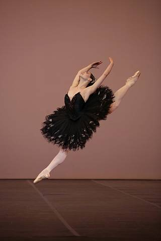 puis-je perdre du poids avec le ballet
