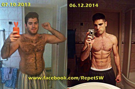 transformations de perte de poids pour hommes tumblr