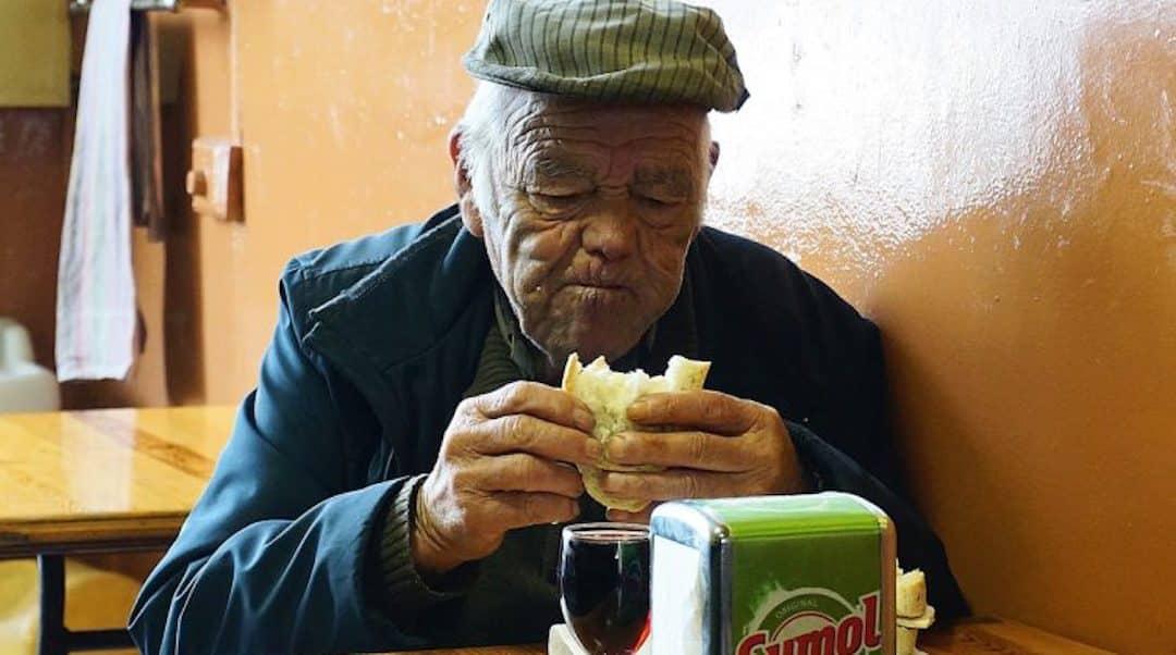 pourquoi les personnes âgées perdent du poids